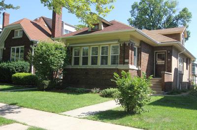 Oak Park Single Family Home Price Change: 708 South Wesley Avenue
