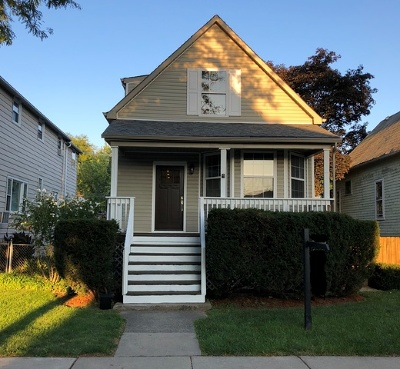 Single Family Home Price Change: 4223 North Avers Avenue