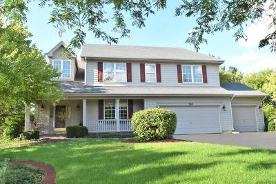 Barrington Single Family Home For Sale: 208 Astoria Court