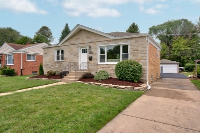 Brookfield Single Family Home For Sale: 9510 Lincoln Avenue
