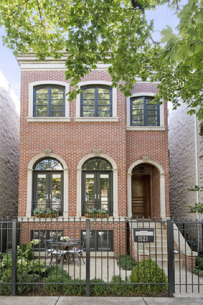 Single Family Home For Sale: 1521 West George Street