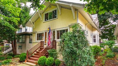 Oak Park Single Family Home For Sale: 1006 Clinton Avenue