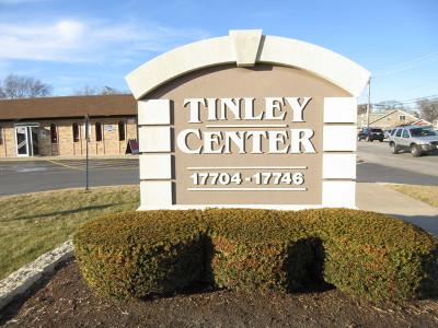 Tinley Park, Orland Park Commercial For Sale: 17726 Oak Park Avenue #ABC