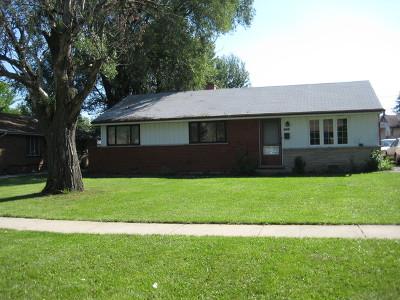 Burbank  Single Family Home For Sale: 8419 Mulligan Avenue