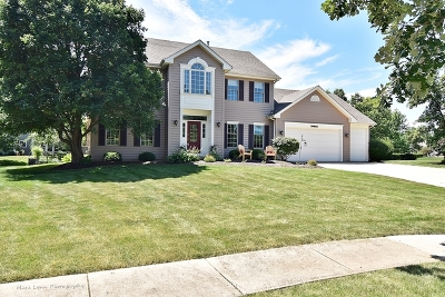 Geneva Single Family Home For Sale: 39w411 Washburn Place