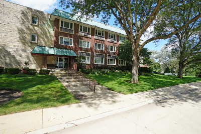 Arlington Heights Condo/Townhouse For Sale: 2812 East Bel Aire Drive #103