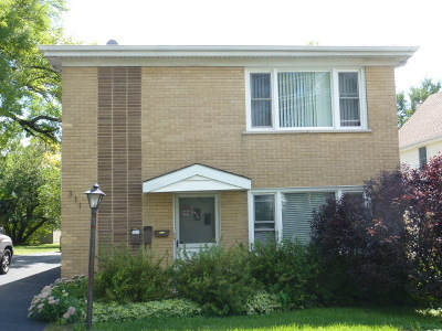 Downers Grove Multi Family Home For Sale: 311 Maple Avenue