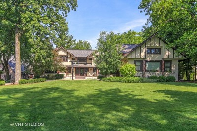 Glen Ellyn Single Family Home For Sale: 682 Crescent Boulevard