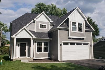 Wheaton Single Family Home For Sale: 1307 Underwood Terrace
