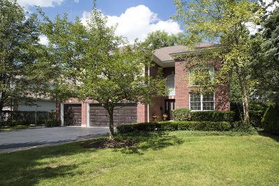 Deerfield Single Family Home For Sale: 1104 Greenwood Avenue
