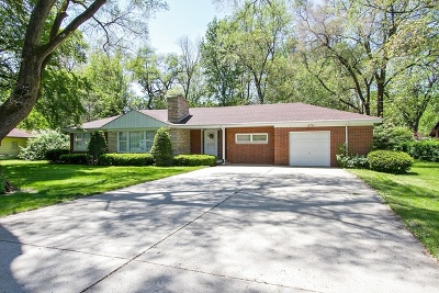 Palos Heights Single Family Home For Sale: 12122 South 69th Court