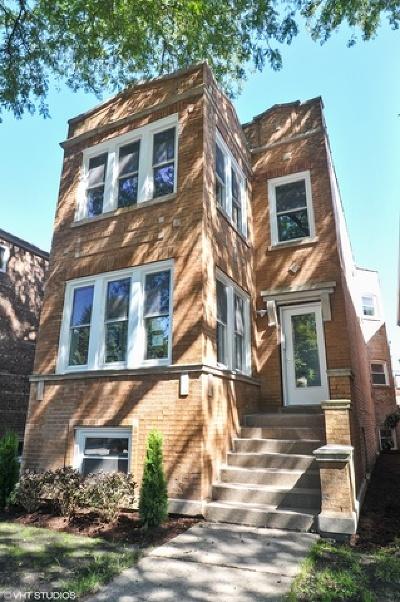 Multi Family Home For Sale: 4919 North Talman Avenue