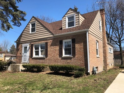 Mount Prospect Single Family Home For Sale: 423 North Maple Street