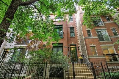 Condo/Townhouse For Sale: 1510 North Hudson Avenue #3