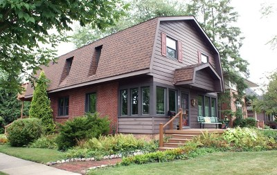 Elmhurst Single Family Home For Sale: 348 North Walnut Street