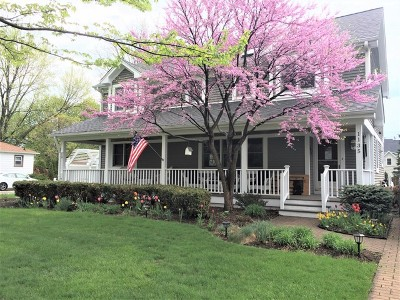 Arlington Heights Single Family Home For Sale: 1135 North Stratford Road