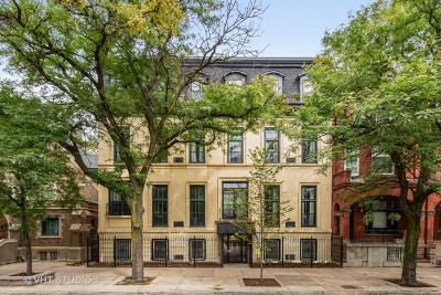 Chicago Condo/Townhouse For Sale: 921 North La Salle Drive #11-12
