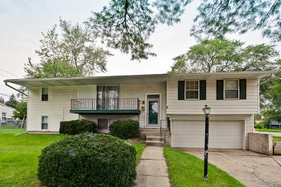 Buffalo Grove Single Family Home For Sale: 724 Bernard Drive