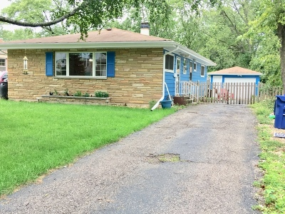 Wheaton Single Family Home For Sale: 502 Byron Court