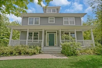 Grayslake Single Family Home For Sale: 1196 Goldenrod Lane