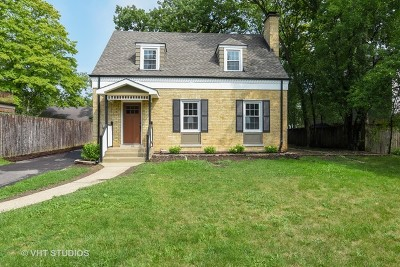 Lake Forest Single Family Home For Sale: 780 Greenview Place