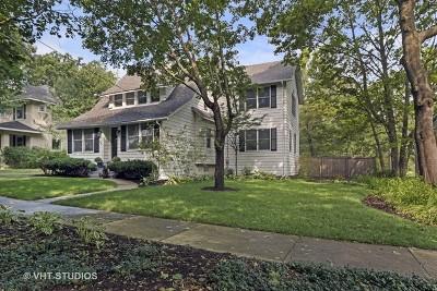 Glencoe Single Family Home For Sale: 251 Wentworth Avenue