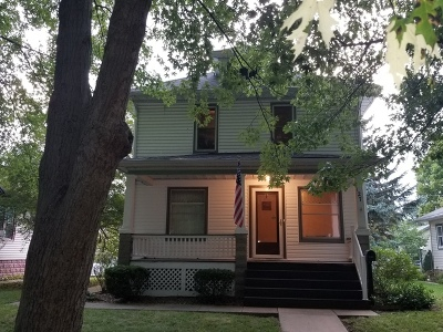 Kankakee Single Family Home For Sale: 1127 South 5th Avenue