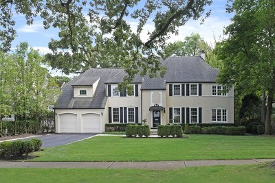 Winnetka Single Family Home For Sale: 1034 Westmoor Road