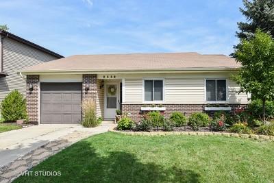 Woodridge Single Family Home For Sale: 2338 Vista Drive