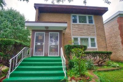 Multi Family Home Price Change: 2135 West Granville Avenue