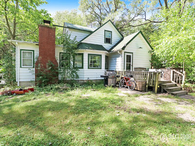 Burr Ridge Single Family Home For Sale: 8s224 Vine Street