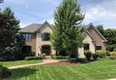 Geneva Single Family Home For Sale: 1214 Brigham Way