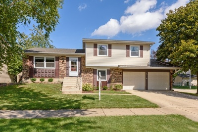 Hoffman Estates Single Family Home For Sale: 1650 Westbury Drive