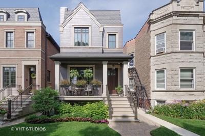 Single Family Home For Sale: 4138 North Paulina Street