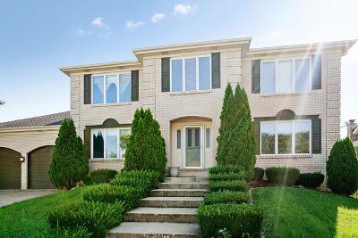 Palos Park Single Family Home For Sale: 13031 South Parkside Drive