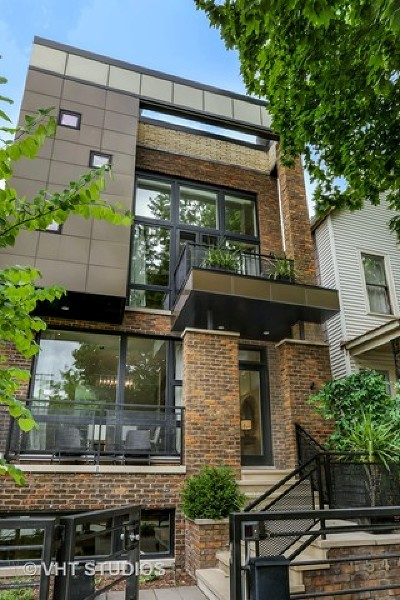 Single Family Home For Sale: 1544 West Henderson Street