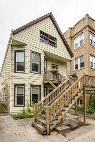Multi Family Home For Sale: 2542 West Winnemac Avenue