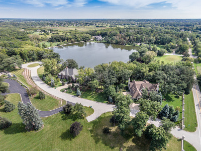 St. Charles Residential Lots & Land For Sale: Lot 3 Oak Shadows Lane