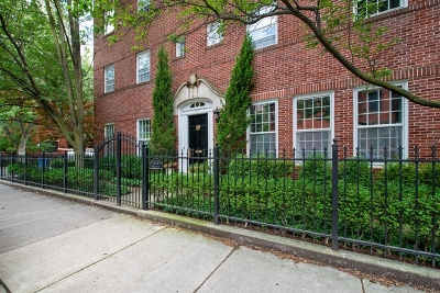 Single Family Home For Sale: 1224 North Astor Street