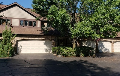 Bartlett Condo/Townhouse For Sale: 1924 Golf View Drive