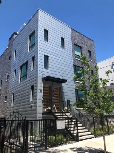 Condo/Townhouse For Sale: 1718 West Julian Street #1S