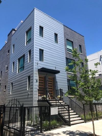 Condo/Townhouse For Sale: 1718 West Julian Street #2N