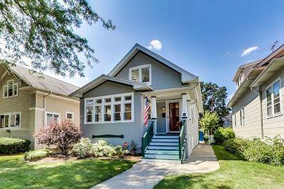 Oak Park Single Family Home For Sale: 807 Mapleton Avenue