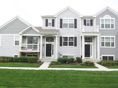 Pingree Grove Condo/Townhouse For Sale: 1593 Windward Drive