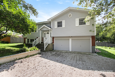 New Lenox Single Family Home Price Change: 212 West Woodlawn Road