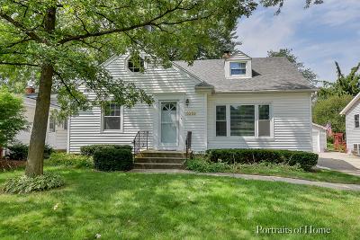 Wheaton Single Family Home For Sale: 1310 Irving Avenue