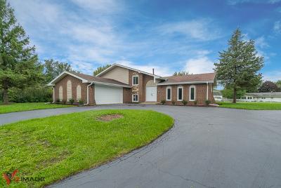Mokena Single Family Home For Sale: 19946 Arden Lane