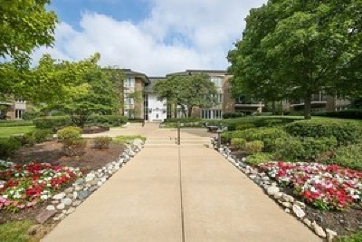 Du Page County Condo/Townhouse For Sale: 1 Oak Brook Club Drive #A312