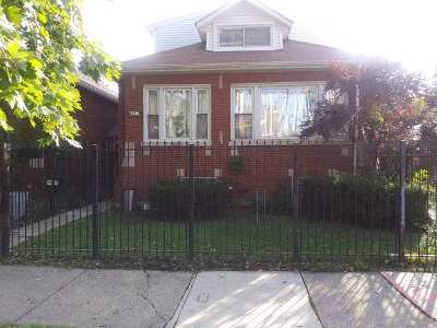 Chicago Multi Family Home For Sale: 6243 South Campbell Avenue