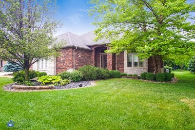 Frankfort Single Family Home For Sale: 7924 Big Buck Trail